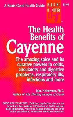 Image for The Health Benefits of Cayenne