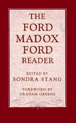 Image for The Ford Madox Ford Reader