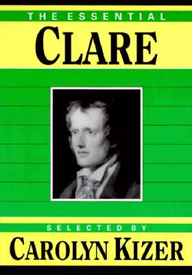 Image for The Essential Clare (Essential Poets)