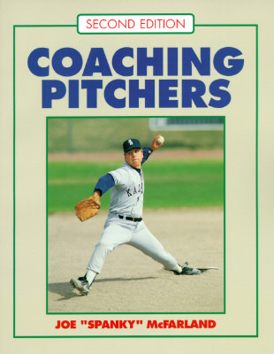 Image for COACHING PITCHERS : SECOND EDITION