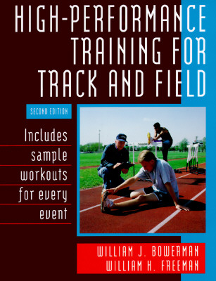 Image for High-Performance Training For Track And Field