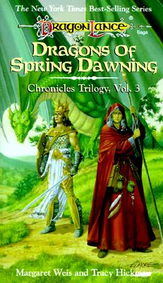 Image for Dragons Of Spring Dawning