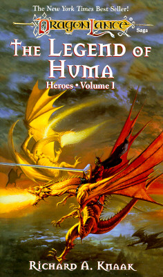 Image for LEGEND OF HUMA (Dragonlance: Heroes)