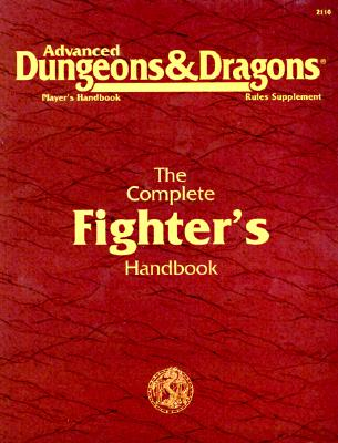 Image for The Complete Fighter's Handbook