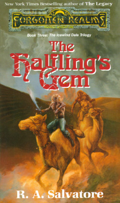 The Halfling's Gem (Forgotten Realms: The Icewind Dale Trilogy, Book 3), R. A. Salvatore