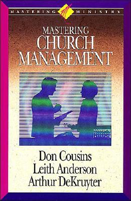 Image for Mastering Church Management