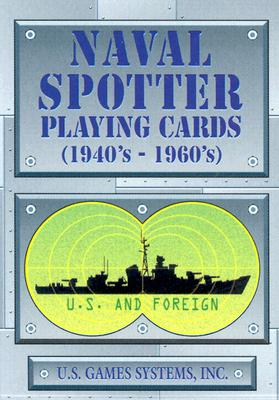 Image for Naval Spotter Playing Cards 1940'S-1960's