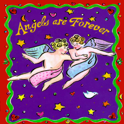 Angels Are Forever (Everyday Kits) (Petites Plus) (With Ornament), Evelyn Beilenson; Esther L. Beilenson [Editor]; Jenny Faw [Editor];