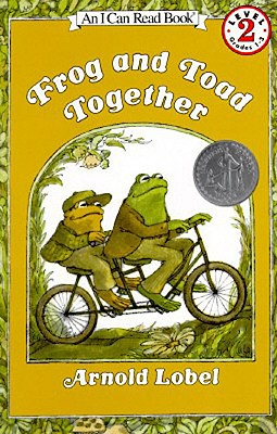 Frog and Toad Together (I Can Read Books: Level 2 (Harper Library))