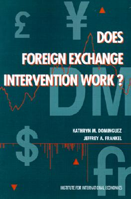 Image for Does Foreign Exchange Intervention Work?