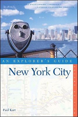 Image for Explorer's Guide New York City (Explorer's Complete)