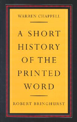 Image for A Short History of the Printed Word