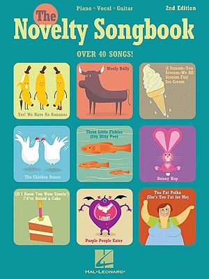 New Novelty Songbook: Piano Vocal Guitar