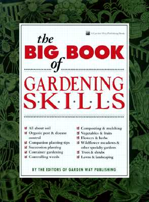 Image for The Big Book of Gardening Skills