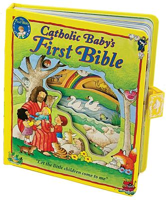 Image for Catholic Baby's First Bible