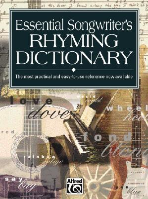 Essential Songwriter's Rhyming Dictionary: Pocket Size Book, Mitchell, Kevin M.