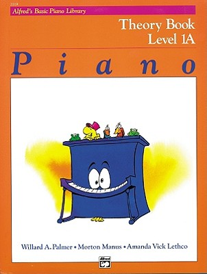 Image for Alfred's Basic Piano Library: Theory Book Level 1A