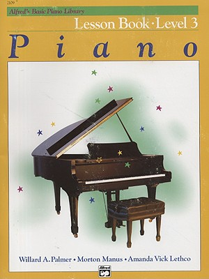 Image for Alfred's Basic Piano Course: Lesson Book - Level 3