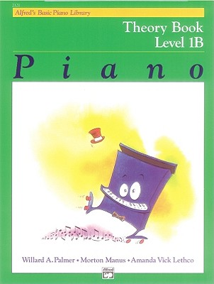 Image for Alfred's Basic Piano Library Theory, Bk 1B