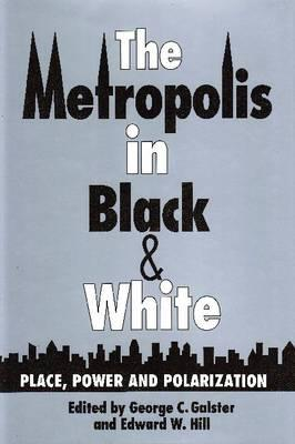 Image for The Metropolis in Black and White: Place, Power and Polarization