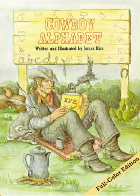 Image for Cowboy Alphabet (ABC Series)