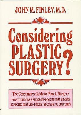 Image for CONSIDERING PLASTIC SURGERY?