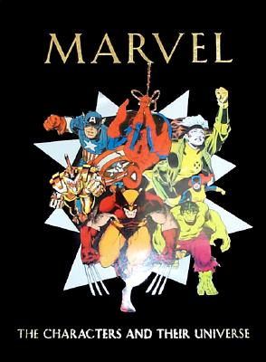 Image for Marvel: The Characters and Their Universe