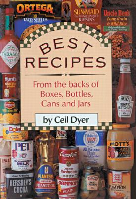 Image for BEST RECIPES FROM THE BACKS OF BOXES, BOTTLES, CANS AND JARS