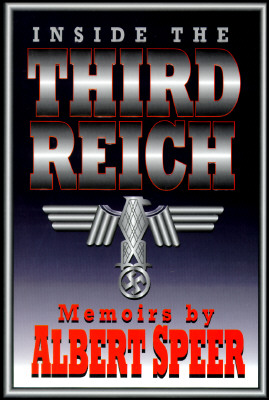 Image for Inside the Third Reich: Memoirs