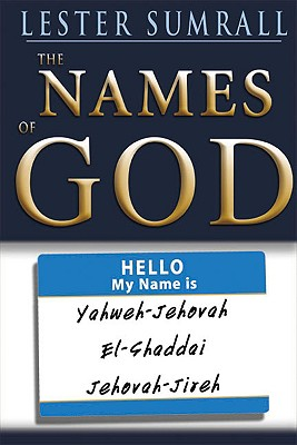 Image for The Names of God