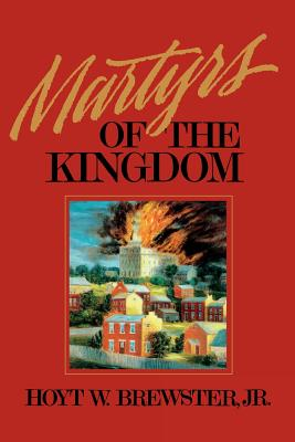 Image for Martyrs of the kingdom