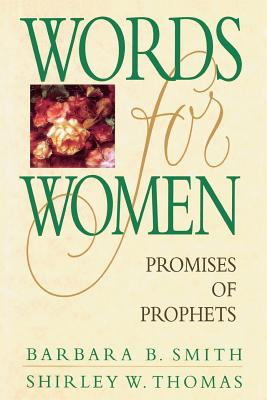 Image for Words for Women: Promises of Prophets