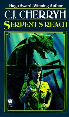 Image for Serpent's reach
