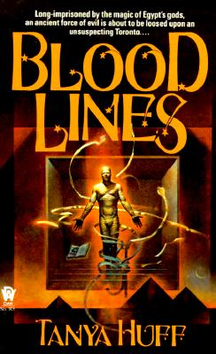 Image for BLOOD LINES (BLOOD TIES #3)