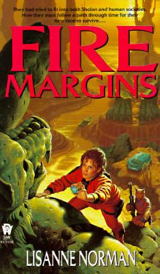 Fire Margins (Daw Book Collectors), LISANNE NORMAN