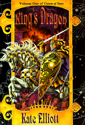 Image for King's Dragon (Crown of Stars, Vol. 1)