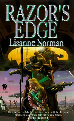 Razor's Edge (Daw Book Collectors, No. 1073), LISANNE NORMAN
