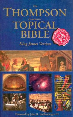 Image for The Thompson Exhaustive Topical Bible: King James Version