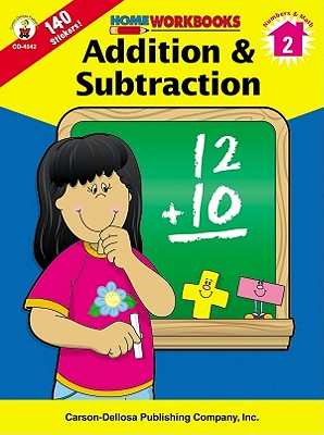 Image for Addition & Subtraction, Grade 2 (Home Workbooks)