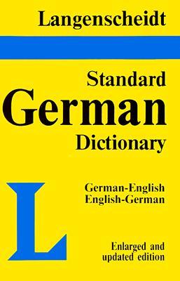 Image for Langenscheidt's Standard German Dictionary: English-German, German-English (German Edition)