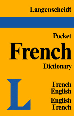 Image for Pocket French Dictionary