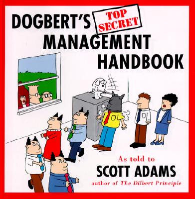 Image for Dogberts Top Secret Management Handbook