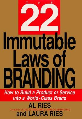 Image for 22 Immutable Laws of Branding