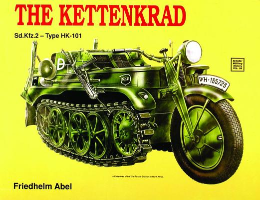Image for The Kettenkrad: Sd.Kfz.2-Type Hk-101