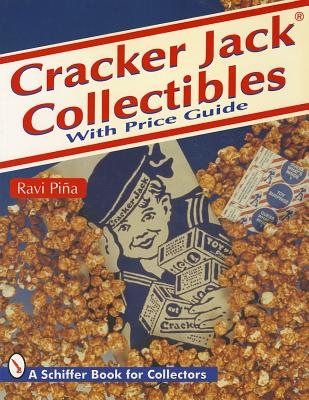 CRACKER JACK COLLECTIBLES : WITH PRICE G, RAVI PINA
