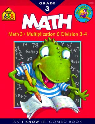 Image for Math Basics 3 (An I Know It ! Combo Book)
