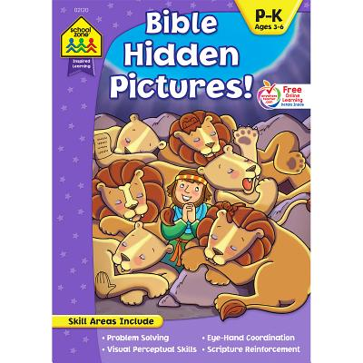 Image for Bible Hidden Pictures