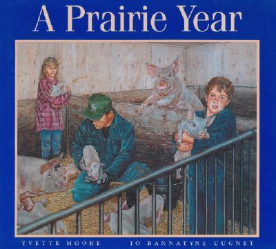 Image for A Prairie Year