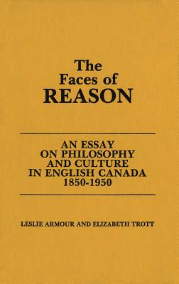 Image for FACES OF REASON
