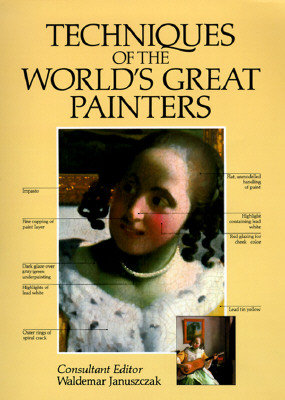 Image for TECHNIQUES OF THE WORLD'S GREAT PAINTERS